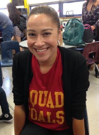 Oxnard High School Welcomes New ASB advisor, Ms. Botello