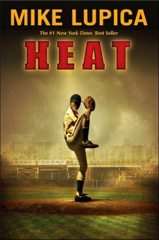 Heat by Mike Lupica is now available at the library in Oxnard High School